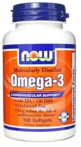 Now foods Omega-3