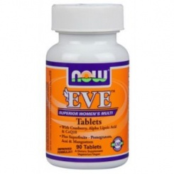 Now foods Eve Multivitamin