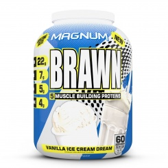 MAGNUM Nutraceuticals BRAWN