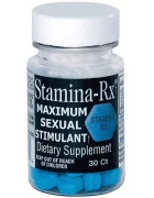Hi-Tech Pharmaceuticals Stamina-Rx