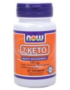 Now foods 7-Keto 100 mg
