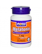 Now foods Melatonin 3 мг