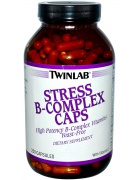 Twinlab Stress B-Complex Caps With vit C